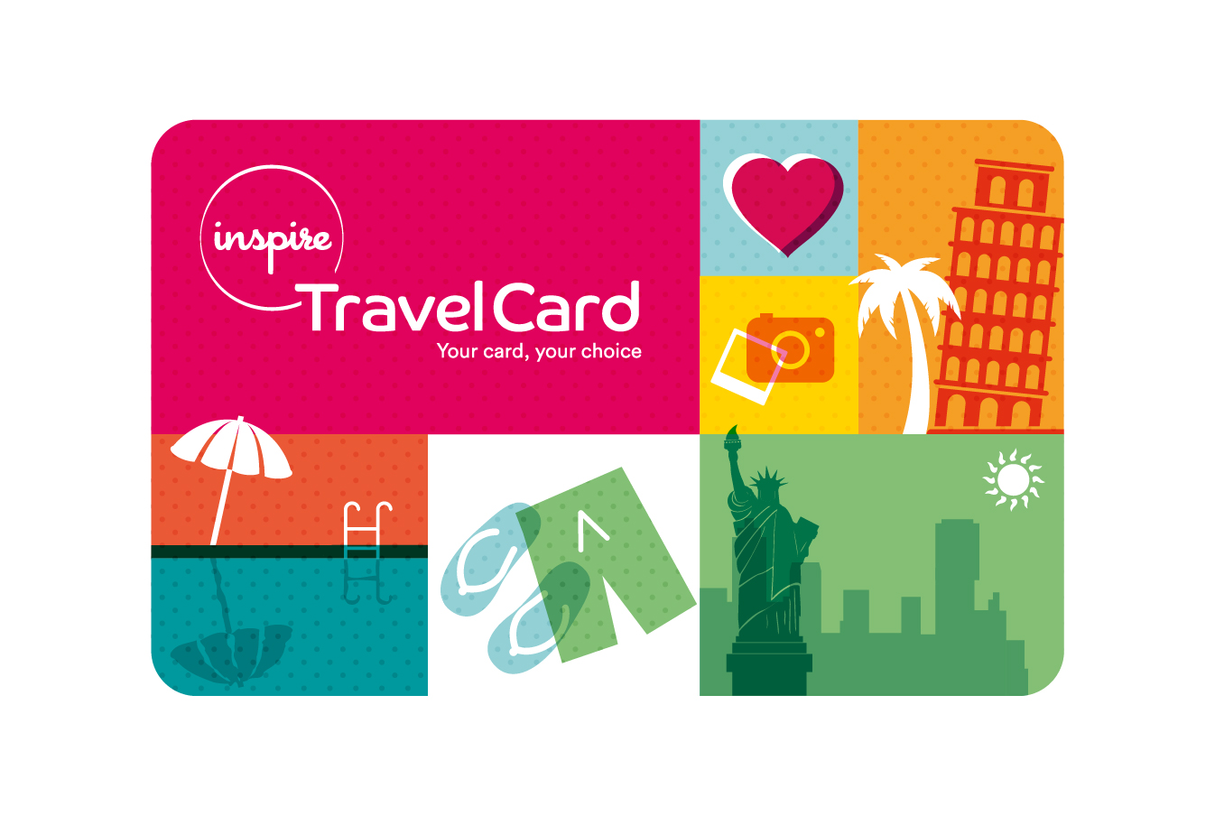 Inspire Travel Card Inspire